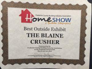 Best Outside Exhibit